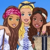 Barbie In Greece