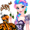 Ice Queen Butterfly Diva