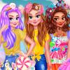 Princesses Call Me Candy
